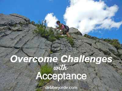 Overcome Challenges with Acceptance