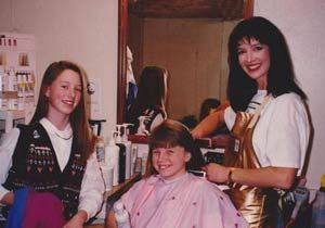About Debbie Jorde, Hairstylist for 40 years, Now Happily Retired.