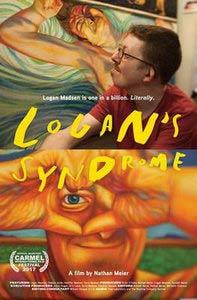 Logan's Syndrome, Carmel, CA, International Film Festival Poster. Oct 20. 2017