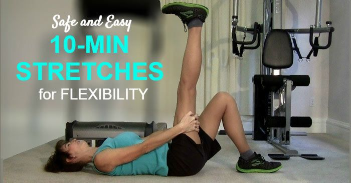 Best Stretching Exercise Video You Can Do at Home Quickly
