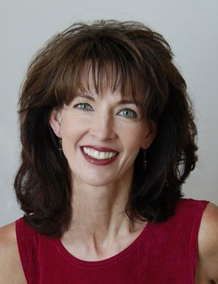 Debbie Jorde, Author, Inspirational Speaker, Media Kit Headshot