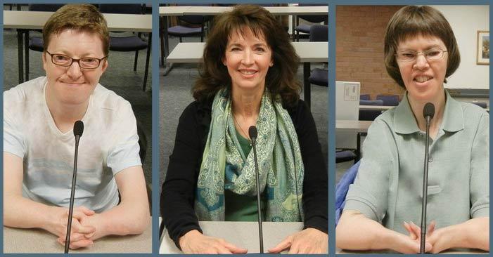 Hear Us Speak, Debbie Jorde, Heather and Logan Madsen, Inspirational Speakers Overcoming Challenges