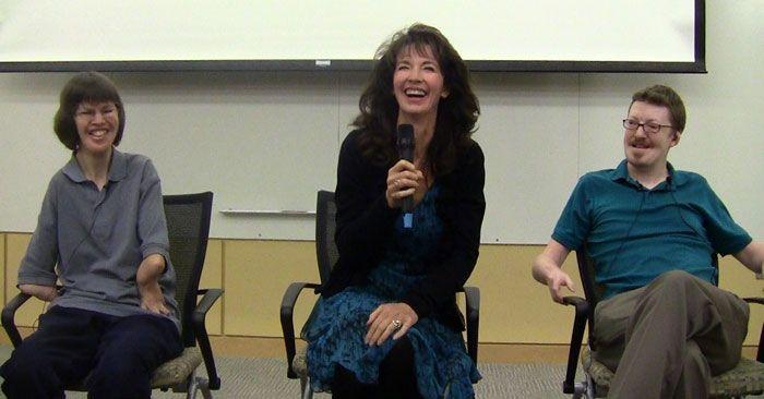 Speaking Videos with Debbie, Heather and Logan Madsen, Inspirational Speakers